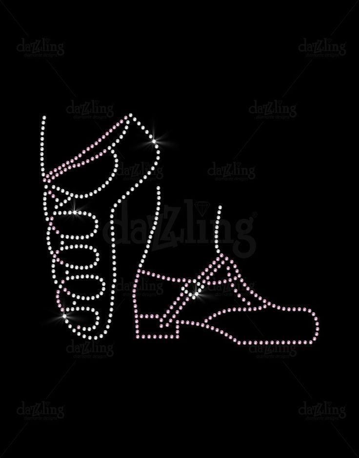 Irish Dancing Shoes - www.dreamtimecreations.com
