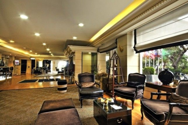 Saint George Lycabettus Hotel Luxury hotel in Athens .