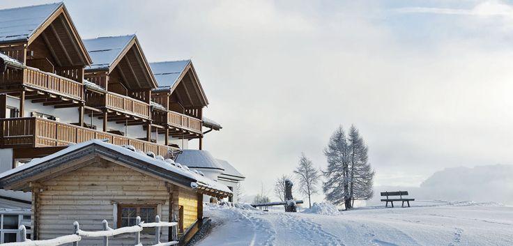 Hotel Icaro auf der Seiser Alm - Top Lage in Kastelruth/Dolomiten