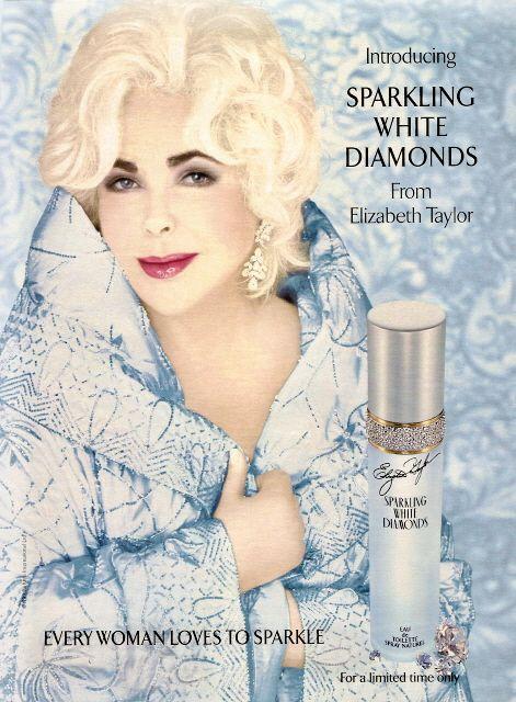 ,: Movies Stars, Elizabeth Taylors, Taylors Movies, Dame Elizabeth, White Diamonds, Bessie Mae, Liz Taylors, Multicitymovi Com, Diamonds Perfume