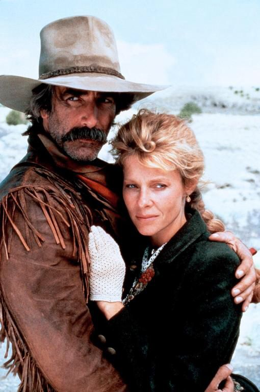 Sam Elliott and Kate Capshaw, Quick and The Dead