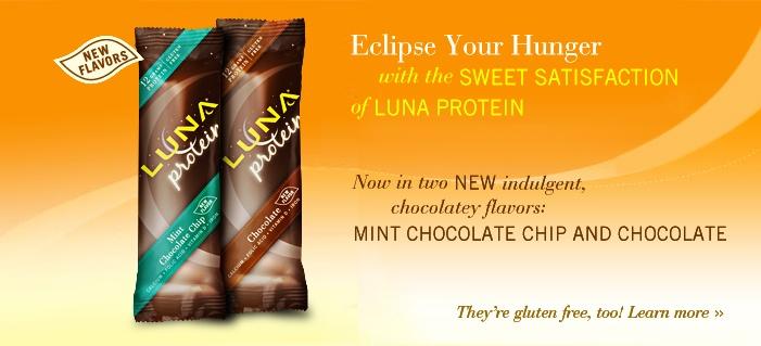 Luna Protein Bar