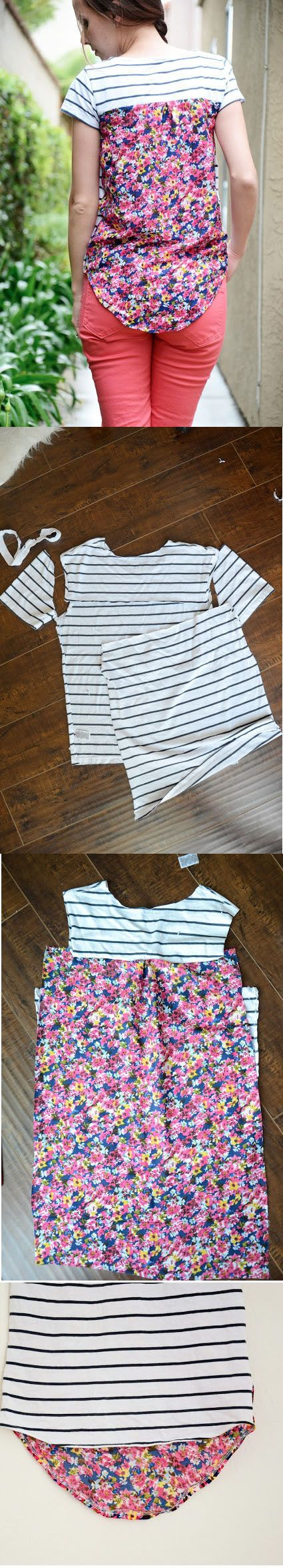 DIY IDEAS: Put the Fashion In Your Closet. Cute but I'd leave a little flag of cloth on the back put a big colorful button on the top.