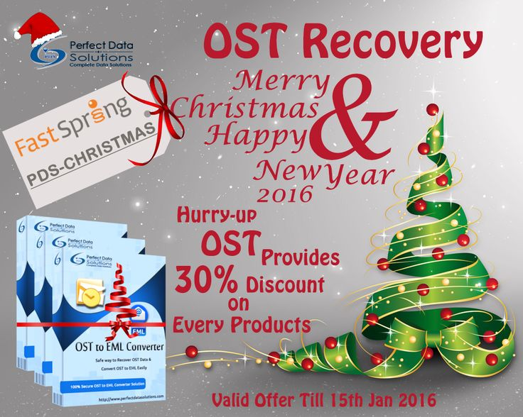 Save 30% off by purchase PDS OST to PST converter Software, hurry-up limited time OFFER  http://www.osttopst.info