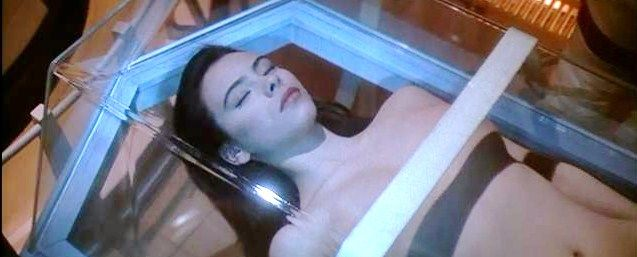 lifeforce movie | ... on Cult Movies and Classic TV: CULT MOVIE REVIEW: Lifeforce (1985