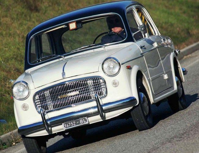 FIAT 1100/103 D, il fascino discreto della borghesia