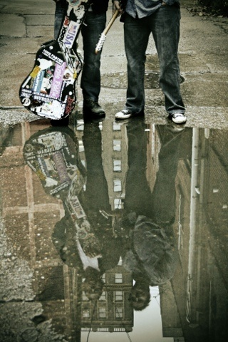 Radio Yesterdays: A Rock Band! Photo by Lauren Davidson
