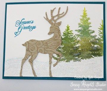 Hey Angels! Welcome back to my blog for another great FSJ hop! We are celebrating the holidays & Bringing Paper to Life! If you arrived here from Debra's blog then you are right on track.…