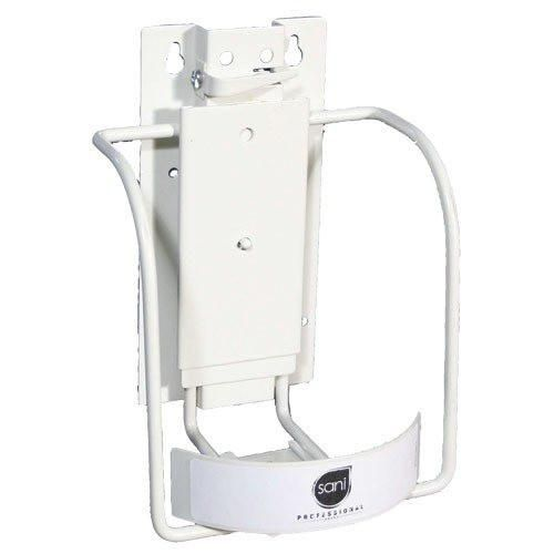 universal sani cloth wipe canister holder wall bracket on disinfectant spray wall holders id=48054