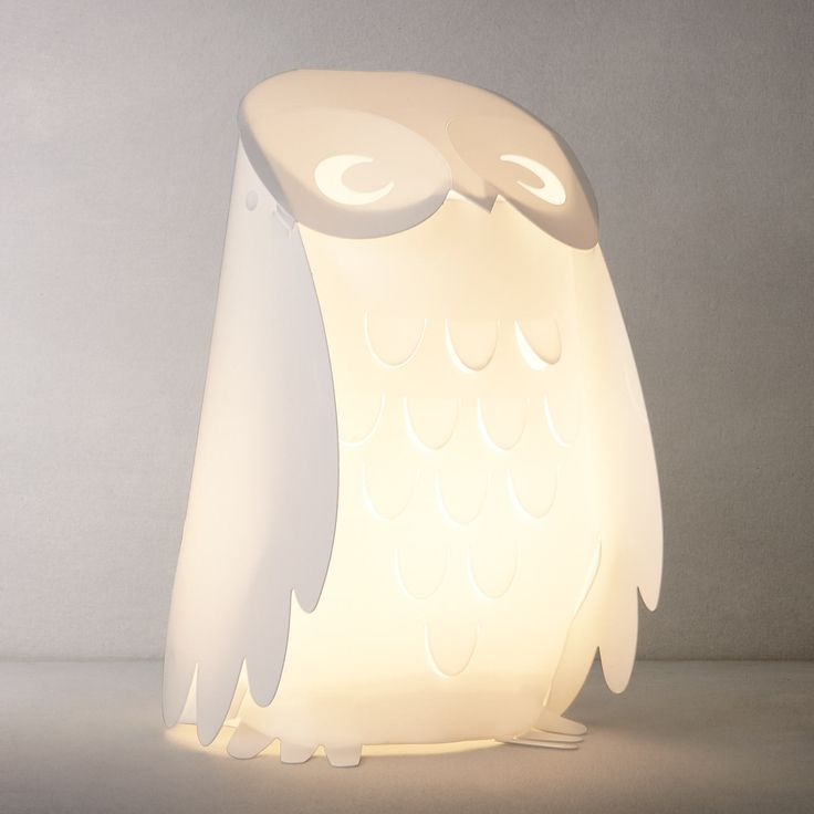 Buy little home at John Lewis Animal Fun Owl Children's Table Lamp from our View all Table Lamps range at John Lewis. Free Delivery on orders over £50.