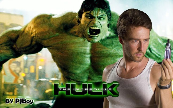 Edward Norton Did not Act as The Hulk in Avengers