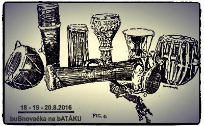 #batacanalkiosk ve městě Strážnice, Jižní Morava buBnovačka na Baťáku 2016 srpen