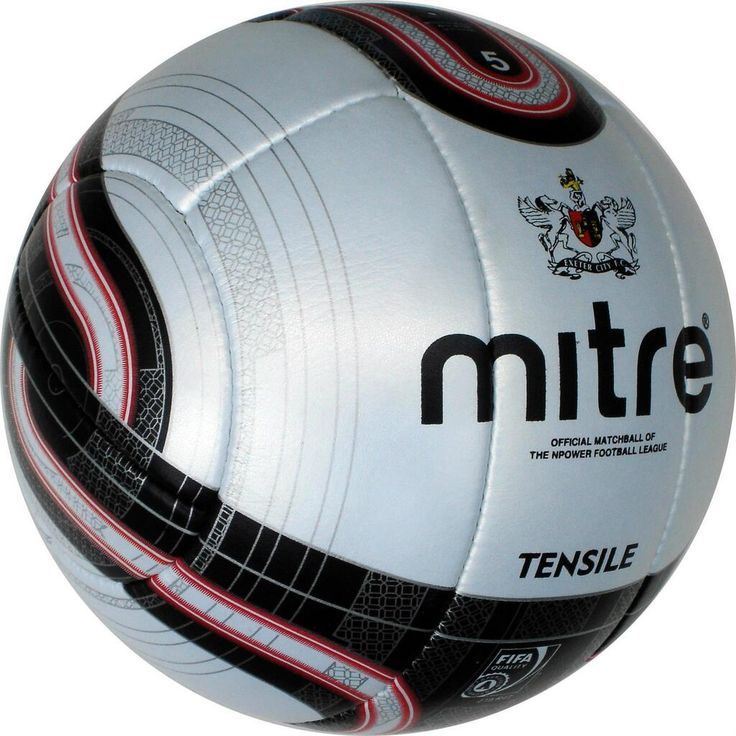 A football. An Exeter City football.