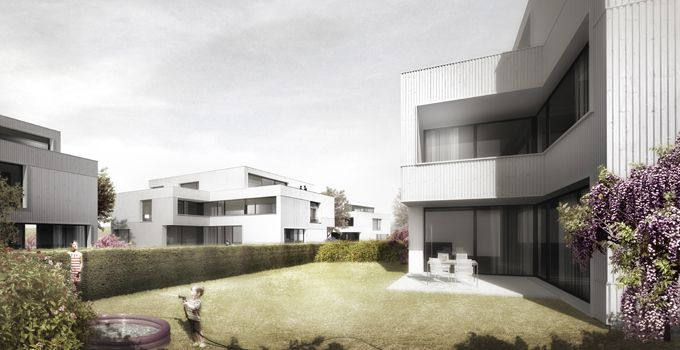 kit architects | wohnüberbauung nürensdorf | zürich schweiz | wohnüberbauung