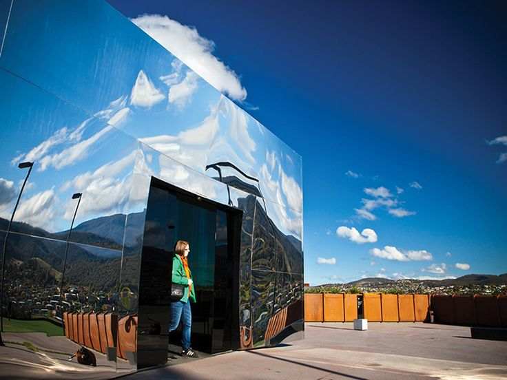 Get a thrill from a day trip to the mind-expanding Museum of Old and New Art (Mona)