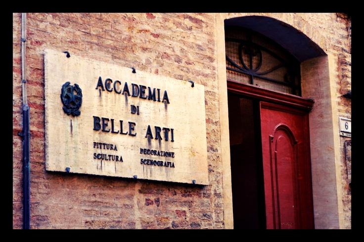 Accademia Di Belle Arti - Macerata