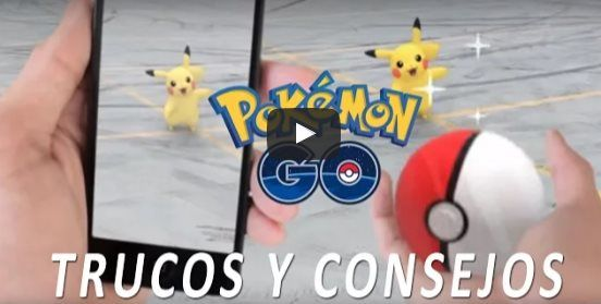 #Juegos #pokémon #trucos Algunos trucos de Pokémon Go que no conocías