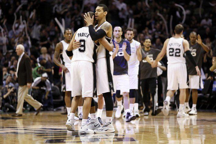 GIF Breakdown: Spurs vs. Mavericks Game 5 - Pounding The Rock