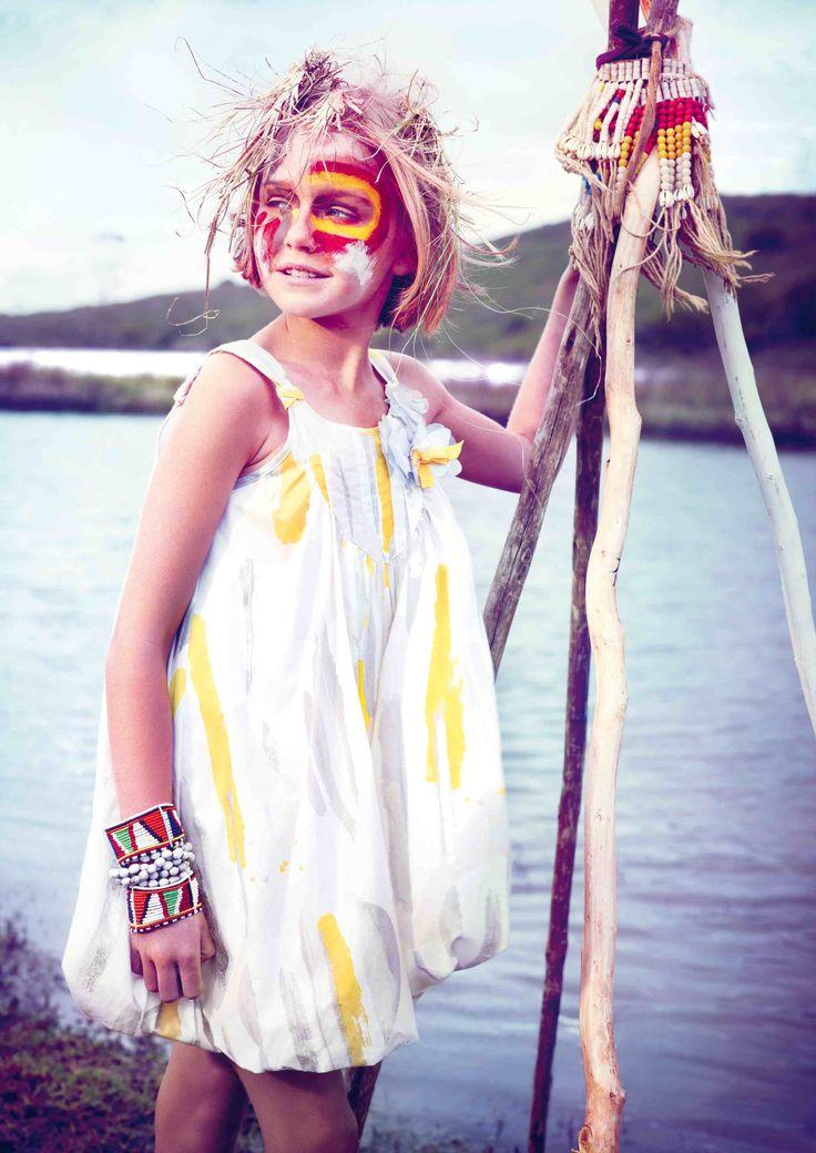 Catamini summer 2012 African safari series for #kidsfashion #childrensfashion