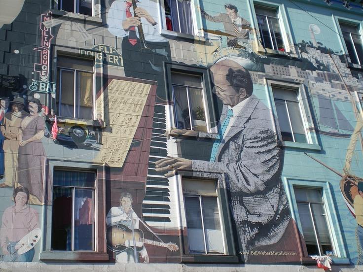 Barrio italiano en San Francisco