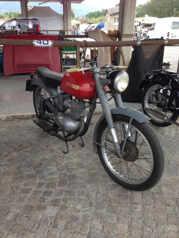 Mival 125 Sport '53