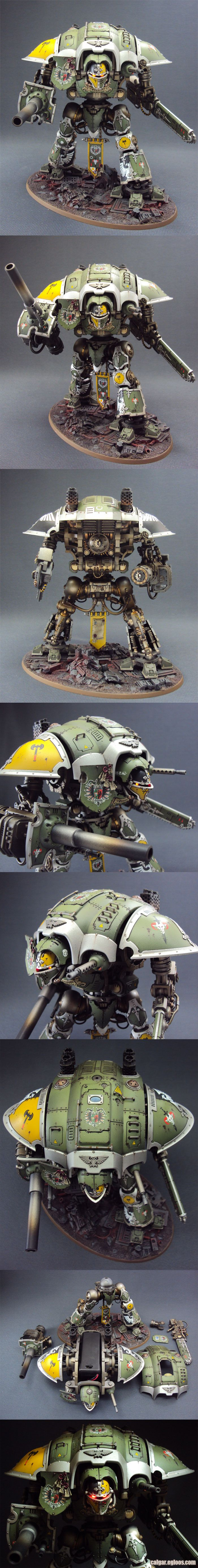 Imperial knight, House Cadmus
