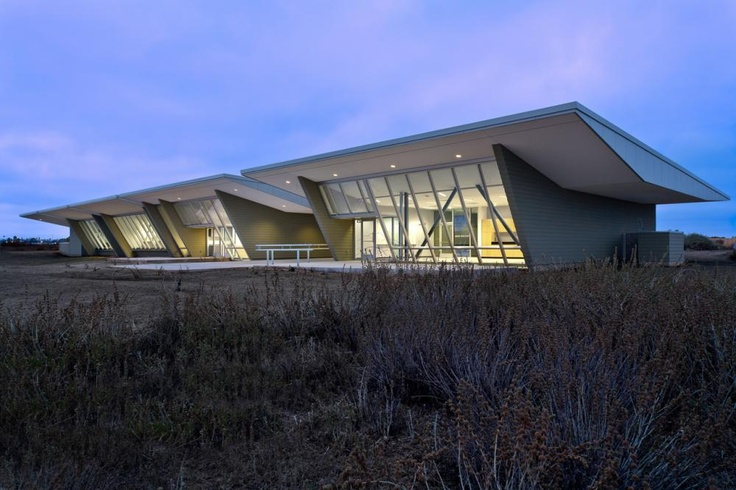 San Diego National Wildlife Refuge Complex in Chula Vista, California by Line and Space (designed using SketchUp and Revit)
