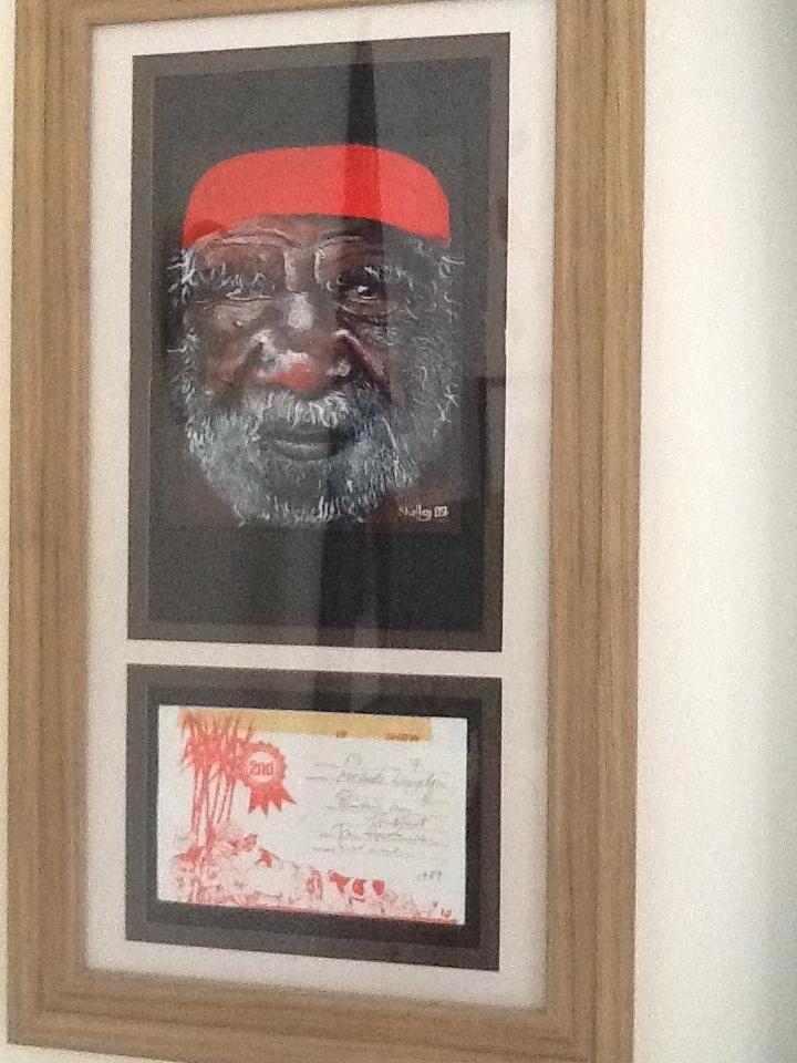 Cairns Art Show, 1990, second, open painting.  Shelley Lee Langdon   https://www.facebook.com/shelleeart