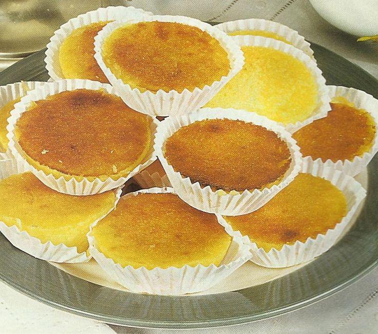 Queijadas de Iogurte - https://www.receitassimples.pt/queijadas-de-iogurte/