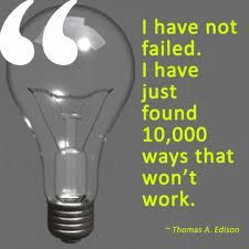 More wise words from Edison.