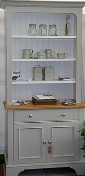 Baslow Dresser Available In Two Sizes