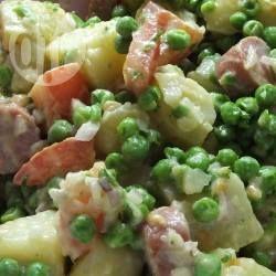 Photo recette : Salade de pommes de terre estivale