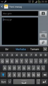 Samsung Android Telefonların Klavyesindeki Gizli Sembolleri Aktifleştirmek | Mehmet Emin Ertemür