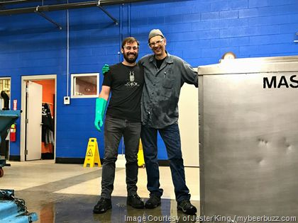 mybeerbuzz.com - Bringing Good Beers & Good People Together...: Jester King & Jolly Pumpkin Collaborating On Lambi...
