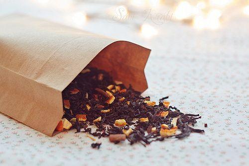 Пряный зимний чай своими руками