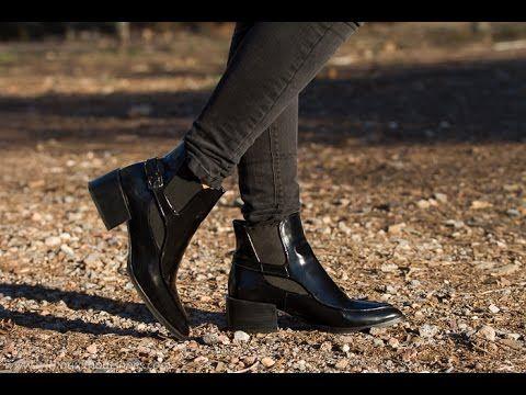 Tendencias Zapatos Otoño-Invierno 2015/2016 - YouTube