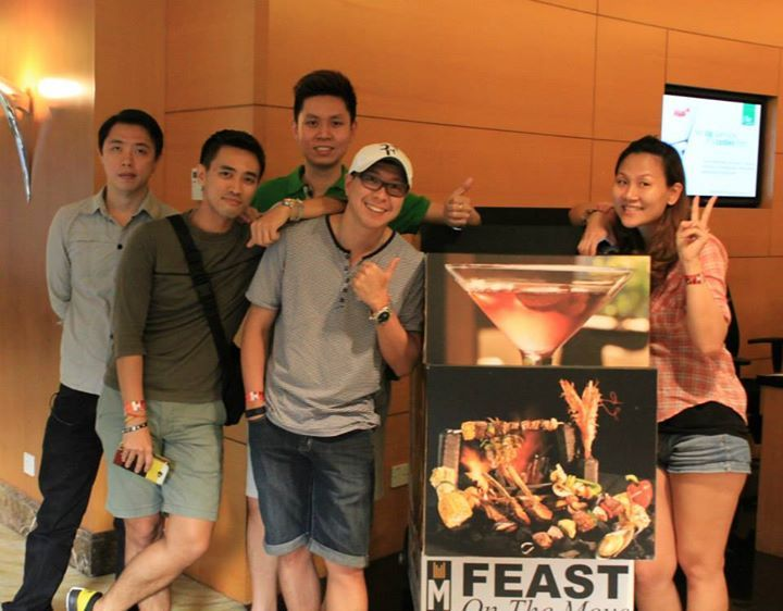Feast on the Move - M Hotel Singapore