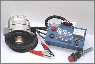 Premier Power Welder high-frequency on board welders, high-amp alternators, charging systems, Ready Welder, trail, off-road