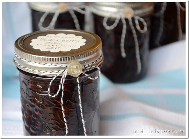 Decorating Jelly Jars Entrancing 9 Best Jars Images On Pinterest  Mason Jars Glass Jars And Jars Design Ideas