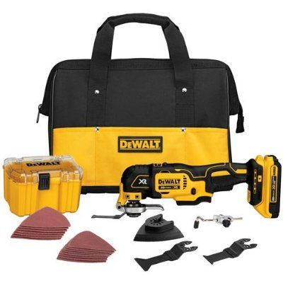 DEWALT 12-Volt MAX Lithium-Ion Cordless Wall Scanner with Battery ...