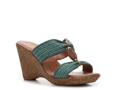 Italian Shoemakers Glare Wedge Sandal Dsw 39 94 I Ll