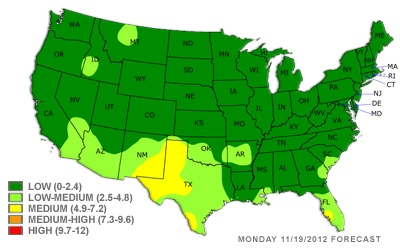 Honey And Allergies Id Rather Be Riding Rio Rancho New Mexico - Allergy in us map
