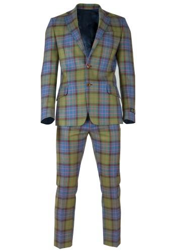 vivienne westwood ancient tartan wool suit.  Was £950.00 Now £570.00