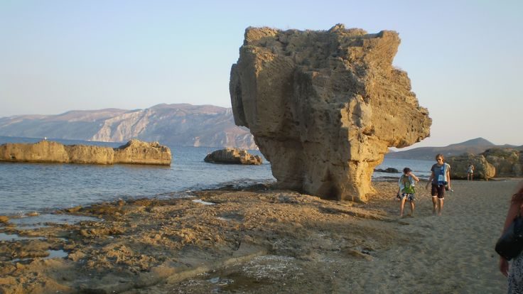 Vrikolakonisia beach Skyros Hellas