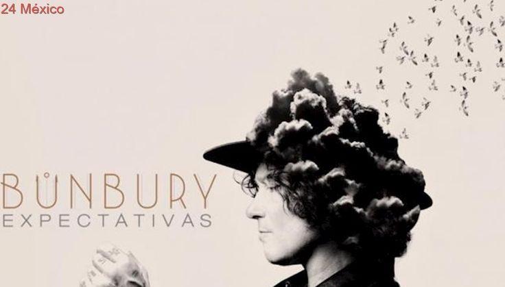 """Bunbury lanzará nuevo disco """"Expectativas"""" en octubre"""