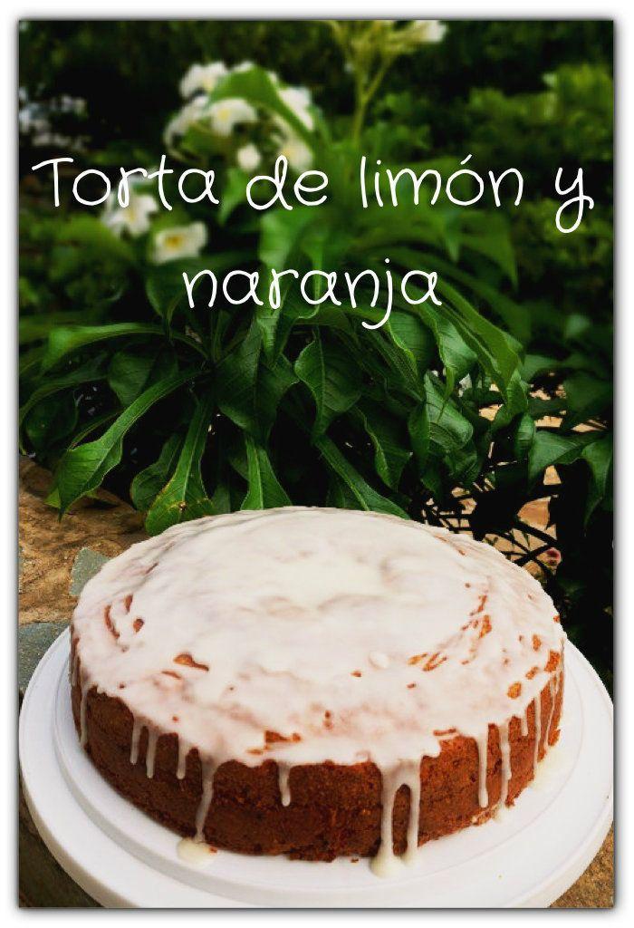 Torta de Limon y Naranja
