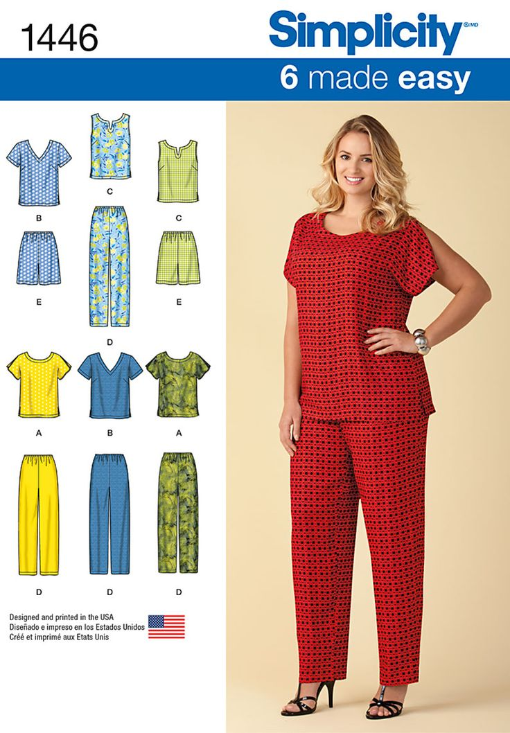 17 Best images about Simplicity Sewing Patterns on Pinterest ...
