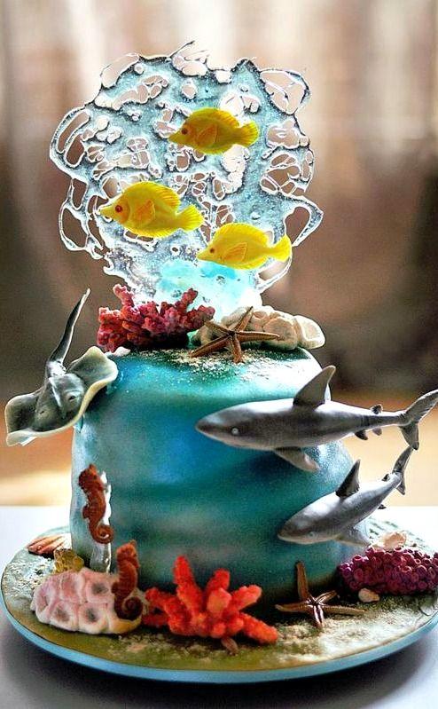Seaworld Cake