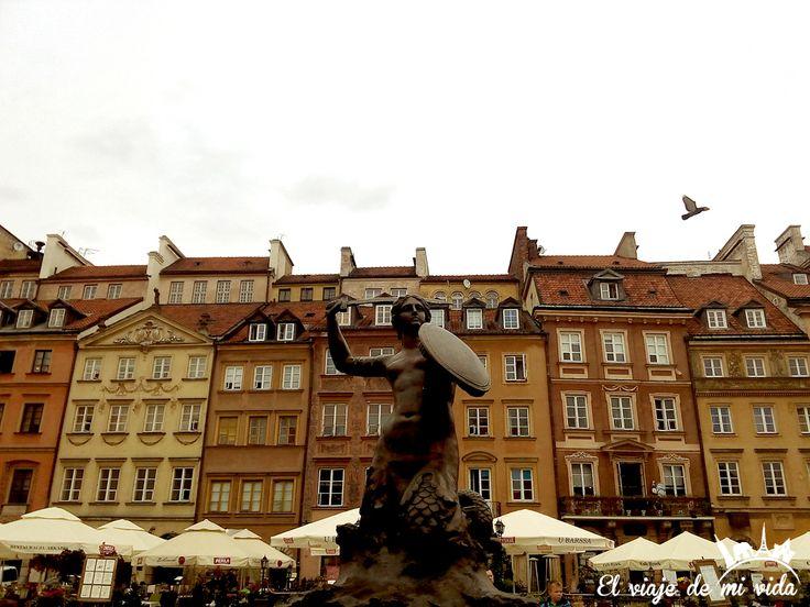 Sirena Varsovia Polonia