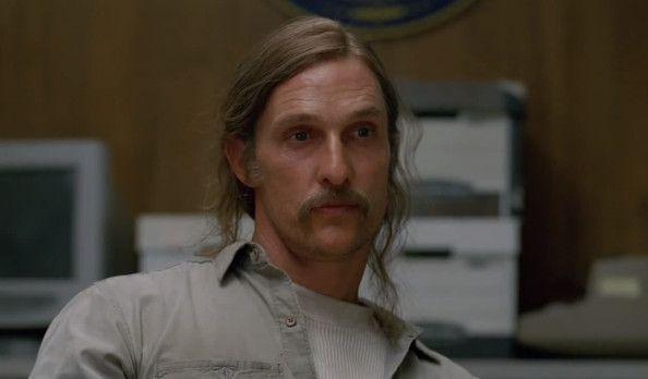 """Matthew McCounaughey, """"True Detective"""""""